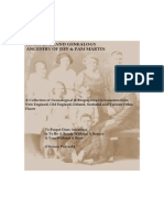 A New England Genealogy- Ancestry of Jeff & Pam Martin