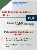 Guias de Hipertensión Arterial