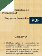 I.9) Taller de Herramientas de Productividad. Diagrama de Clases - Con Tarea