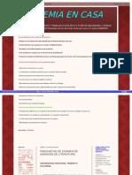 Http Academiaencasa Blogspot Pe 2014 03 Preguntas de Examen de Admision de HTML