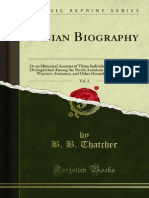 Indian Biography - Historical Account of Distinguished Individuals of the North American Natives - Thatcher - Volume 2