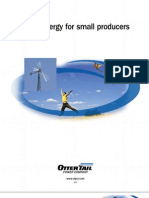 Small Wind Energy Producers Guide