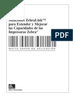 ZebraLink SP 0106