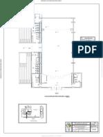 plano de instalaciones en techo