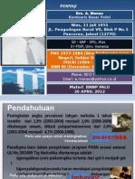 1. Drs. a. Manao (Kombes Pol) - Data Dan Fakta Masalah Narkoba