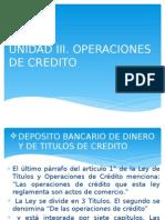 Exp. Operaciones de Credito