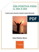 Psicologia Positiva Para El Día a Día Promo