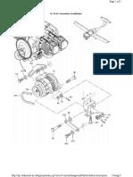 DA40-180 IPC 24-30 DC Generation (Alternator) Installation