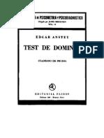 D48 Test Domino