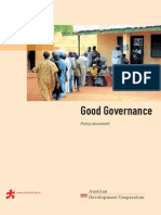 PD Good Governance July2011 01