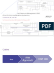 IRM - A Comparative Analysis of Three Methods Integrated Resource Management