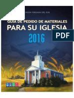 Guia de Pedido de Iglesia 2016 (Arrastado)