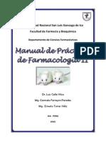 Guía Farmacología II 2015