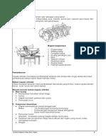 Overhaul Engine sepeda motor