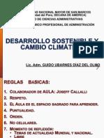 3CLASE ECOLOGÍA II2015 - 05-09-2015
