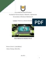 Monografia de Seguridad en Redes Wifi