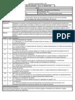 Planos de Ensino_Resistência Dos Materiais II