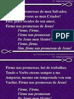 177 - Firme nas promessas do meu Salvador.ppt