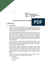 Standar Fisioterapi (Lamp KMK No. 371)