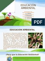 Tema Educación Ambiental