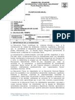 Plan Anual Eeff - 1 Ebg 2015