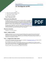 CCNA 3.2.4.7 Lab - Researching RFCs