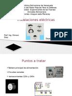 Presentacion de Inst Electricas.