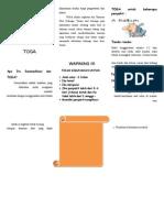 Leaflet Toga