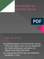Enfermedades de Transmisic3b3n Sexual