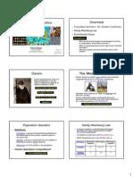 Lecture 21 - Population Genetics - 2013