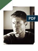 Potrait of Dean Winchester (Jensen Ackles)