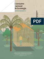 Cartilla Eficiencia Energética - Residencial