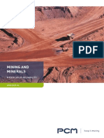 Pcm Brochure Mining and Minerals En