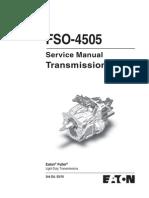 Eaton Trnsmission Service Manual