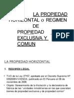 La Propiedad Horizontal1