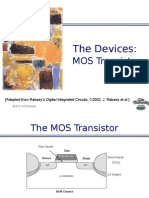 Lecture3 MOS Transistor