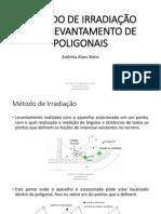 Aula 5_método de Irradiação