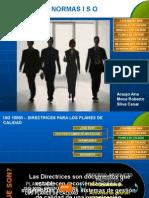 Presentación Normas ISO 07Setp