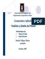 Ayudantía n°5 - Pilares