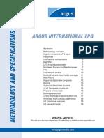 Argus LPG Methodology