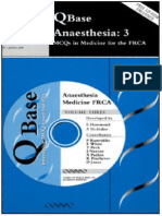 QBase Anaesthesia_ Volume 3, MCQs in Medicine for the FRCA (v. 3).pdf