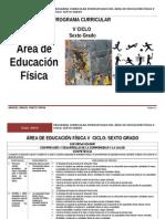 Educación Física 6º RUTAS.doc