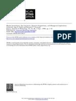 Kohli and Jaworski_Market Orientation