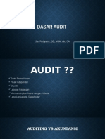 Dasar Auditing