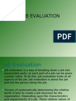Job Evaluation 2