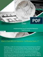 Pass4sure 300-115 Online Study