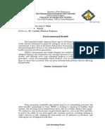 Article1 Environmental Health