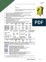 Servoventil Za Gas AMF105F100