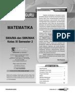 08. Matematika XIb (Wajib)