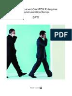 Alcatel-Lucent OmniPCX Enterprise DPT1